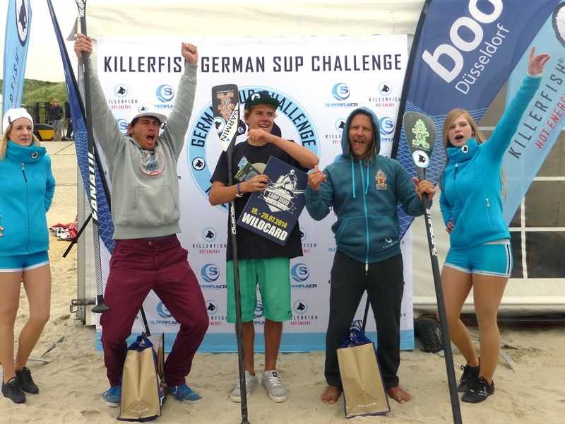 killerfish german sup challenge sylt gewinner
