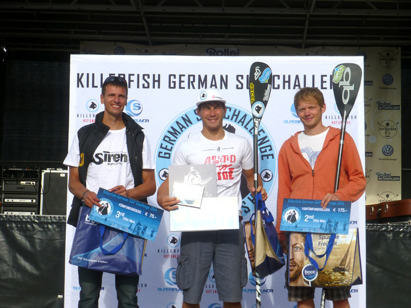 Killerfish German SUP Challenge kuehlungsborn 82