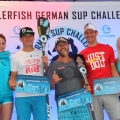 killerfish german sup challenge 2014 - pelzerhaken 50