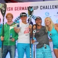 killerfish german sup challenge 2014 - pelzerhaken 57