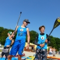 killerfish german sup challenge 2014 - pelzerhaken 93
