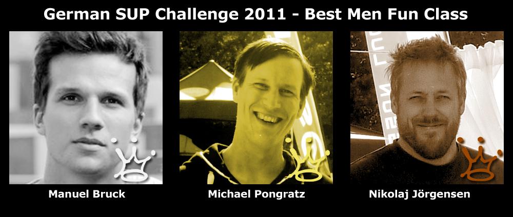 german sup challenge crown men fun