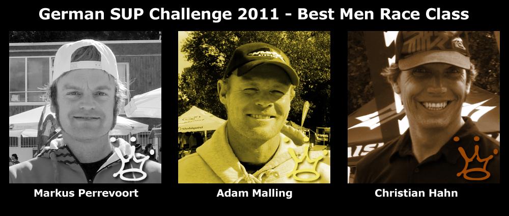 german sup challenge crown men race