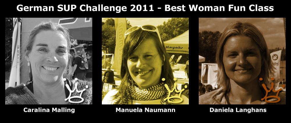german sup challenge crown women fun