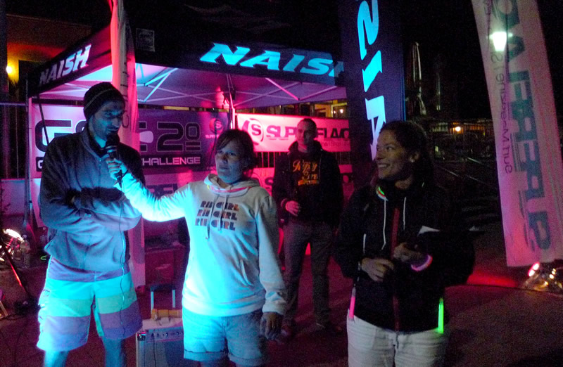 superflavor nightflight sup sprint 51 - Tourstop No. 3 - German SUP Challenge Fehmarn