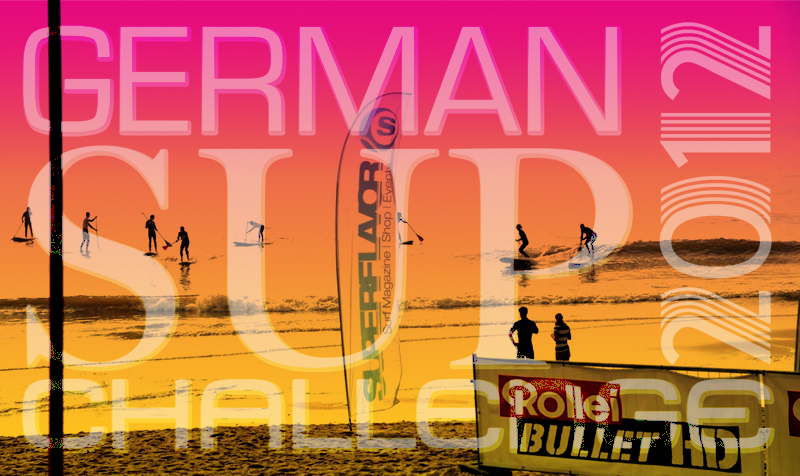 german sup challenge 2012 sylt - KILLERFISH Hot Energy wird Titel-Sponsor der German SUP Challenge 2014