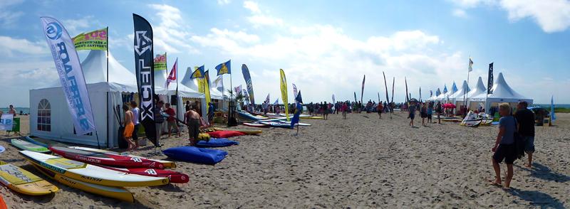 german sup challenge 2012 fehmarn 02 - German SUP Challenge Fehmarn - Beachsports Action der Extraklasse