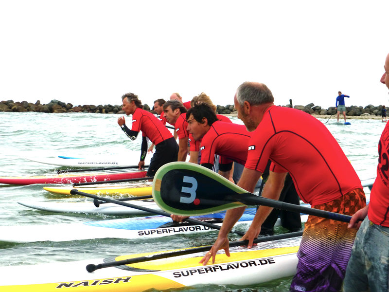 german sup challenge 2012 fehmarn 21 - GSC Tourstopp No.4 - Der Nightflight SUP Sprint funkelte über Berlin