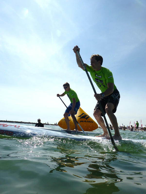 superflavor german sup challenge fehmarn 2013 racer