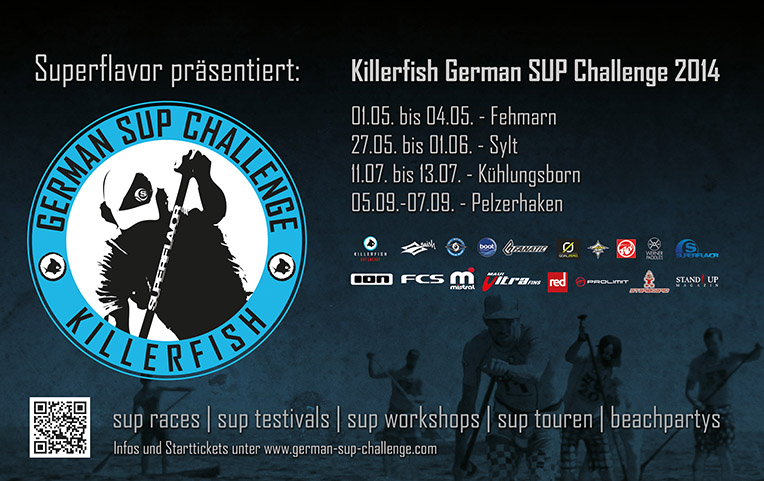 killerfish gsc2014 sup quer2