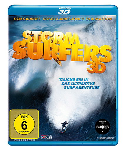 StormSurfers BD facing final 300dpi - Storm Surfers 3D - Exclusiver Gewinn zur Killerfish German SUP Challenge Kühlungsborn