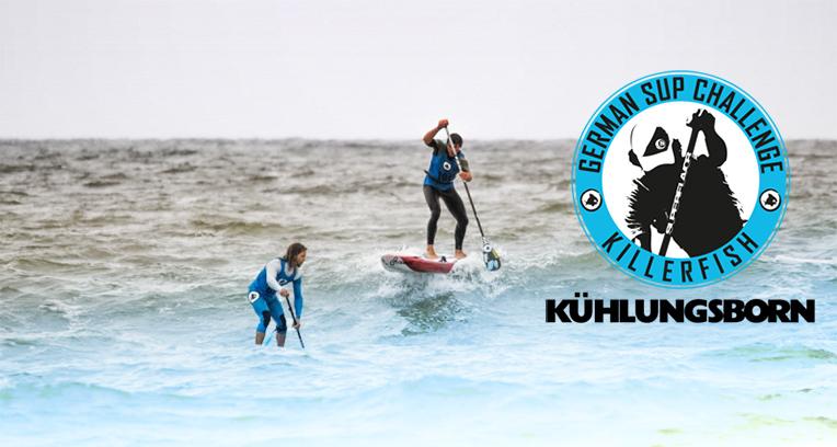 killerfish sup challenge kuehlungsborn