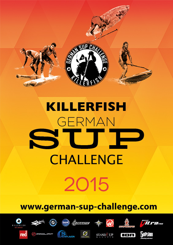 gsc15 - Killerfish German SUP Challenge 2015