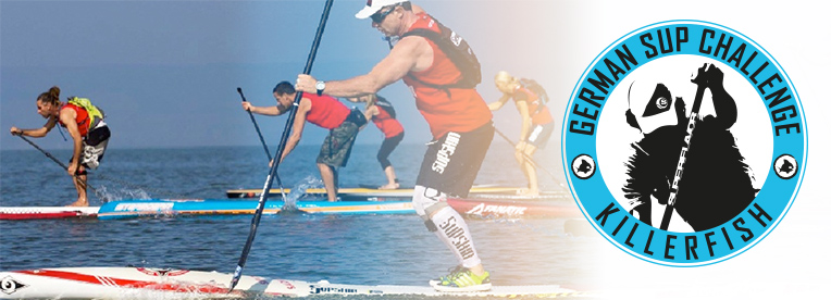 supskin german sup challenge - Supskin Poker bei der Killerfish German SUP Challenge Fehmarn