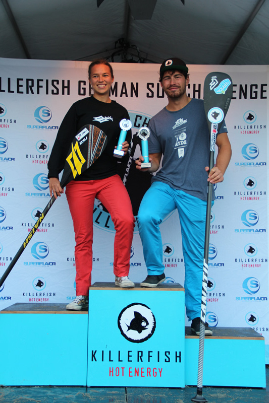 killerfish german sup chalenge 2015 sach steimer - Killerfish German SUP Champions 2015