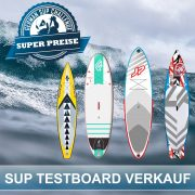 SUP Testboards billig 2016